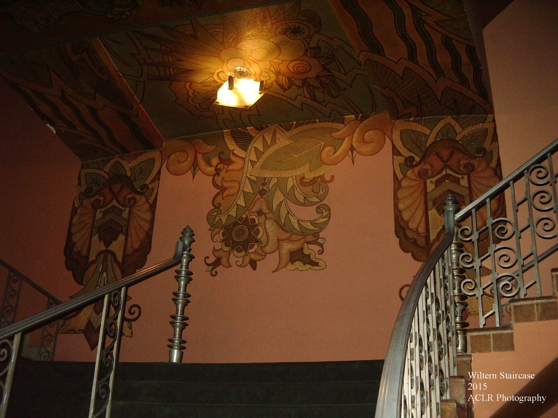 Wiltern Staircase